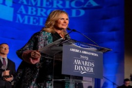 تكريم أميركي لأيقونة السينما العربية