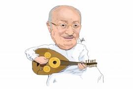 جميل محمود الحارس الأمين للتراث الفني السعودي