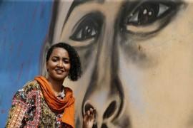 السودان: الغرافيتي لتخليد شهداء الحراك المدني