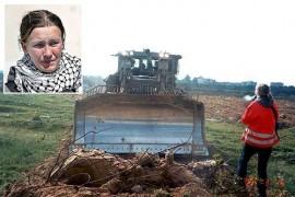 رسائل راشيل كوري الأميركية التي قتلها بولدوزر إسرائيلي: أعيش في قفص غزة.. إنه التطهير العرقي
