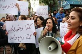 أمهات لبنان.. قوة السلام