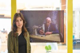 اللبنانية زينب خليفة تفوز بمسابقة ناشونال جيوغرافيك للتصوير الفوتوغرافي