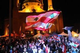 ساحات الأحد في بيروت.. العودة إلى حضن الثورة