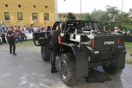 لبنان يصنع سيارة رباعية الدفع
