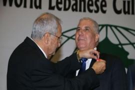 اللبنانية الثقافية كرمت جمعة وكلمات أشادت بدوره الفعال تجاه الانتشار وشؤون الهجرة