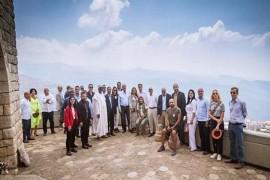 السفراء العرب والأجانب في لبنان يجولون في إهدن تحت شعار سياحتنا سفيرة السفراء
