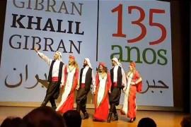 الجالية اللبنانية في ساو باولو تحتفي بالذكرى الـ135 لولادة جبران