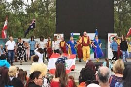 فرقة الأرز الفولكلورية في سيدني تحيي مهرجانها السنوي في دارلينغ هاربر وتحتفل بعيدها الأربعين