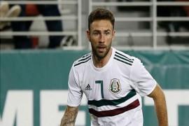 ميغيل ليون.. ثاني لاعب من أصول لبنانية يضمه المنتخب المكسيكي