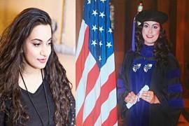 الشابة اللبنانية مرغريتا مطر مدعياً عاماً في فيلادلفيا