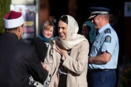 رئيسة وزراء نيوزيلندا تحض على الحد من انتشار الكراهية