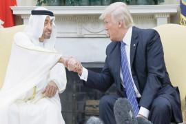 اسرار ملكية عن صراع الامراء ودور محمد بن زايد مع واشنطن
